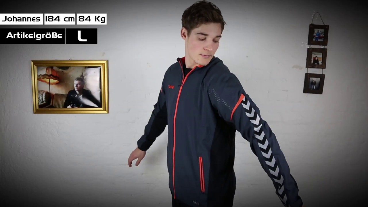 Hummel AUTHENTIC CHARGE Micro Jacke Trainingsanzug