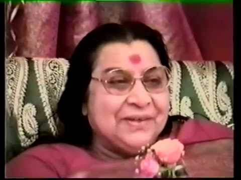 Shree Mataji - Powers of Saraswati (Auckland, New Zealand, 1