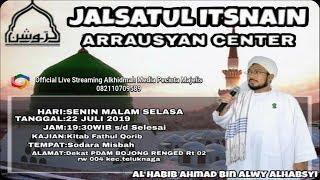 Live Alkhidmah Media : Pengajian Bulanan Majelis Arrausyan thumbnail