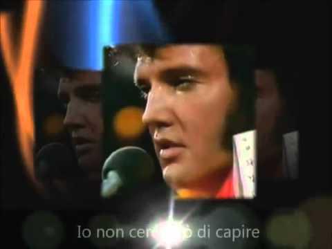 Help Me Make It Through The Night - Elvis Presley (sottotitolato)