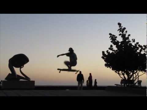Longboarding Famara - NothingToSay - JEFF ELLIS