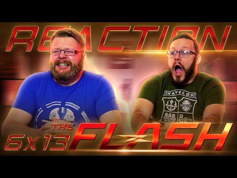 "The Flash 6x13 REACTION!! ""Grodd Friended Me"""