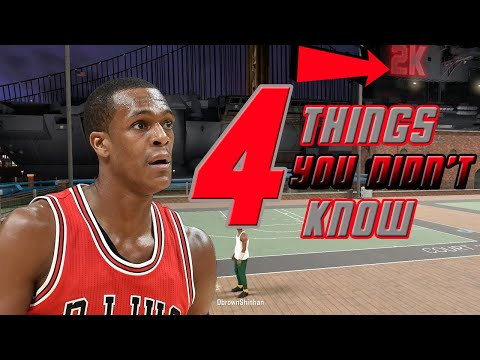 4 THINGS YOU HAD NO IDEA ABOUT IN OLD TOWN IN NBA 2K17