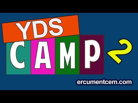 YDS Kampı 17. Gün - Paragraf By Ercüment Cem ÇUHADAR