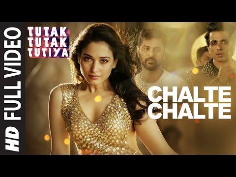 Chalte Chalte Song Lyrics From Tutak Tutak Tutiya