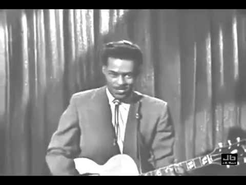 Chuck Berry - Sweet Little Sixteen (Saturday Night Beech Nut Show - February 22, 1958)