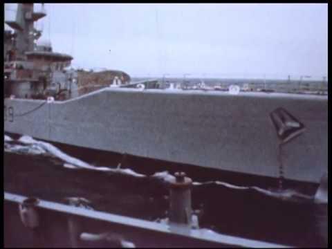 Cod War RN Leanders