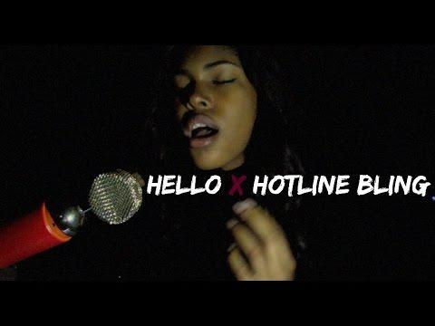 Adele - Hello X Drake - Hotline Bling (Diamond White Cover)
