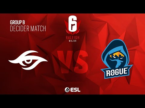 Team Secret vs Rogue vod