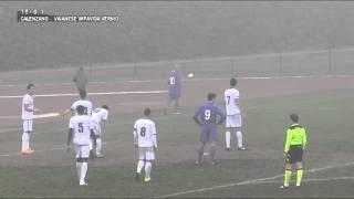 Calenzano-Vaianese Imp.Vernio 0-2 Promozione Girone A