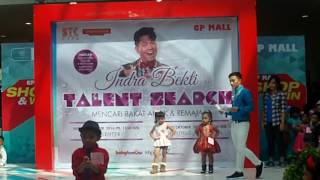 Inbek talent search nadia syifa