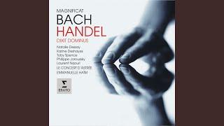 "Magnificat in D Major, BWV 243: No. 12, Choir ""Magnificat anima mea"" (Chorus)"