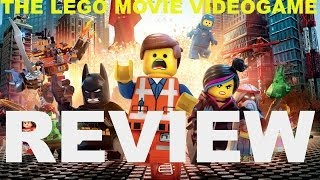 REVIEW: The LEGO Movie Videogame - Video Review