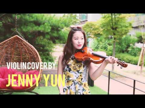فتاة تعزف اغنية EXO KOKO-POP علی الكمال