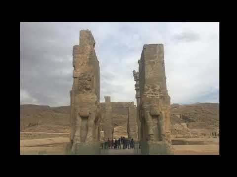 My travels to Iran 2018 - Pasargadae, Necrepolis, Persepolis - as a Hungarian tourist