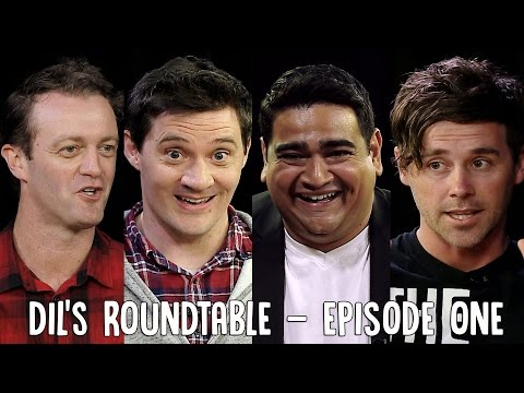 Dil's Roundtable //  Episode One with Dilruk Jayasinha
