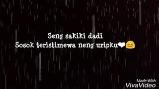 Story wa romantis bahasa jawa.😍