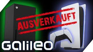 Darum sind PS5 und Co. immer ausverkauft - Kein Chip, kein Gaming!   Galileo   ProSieben