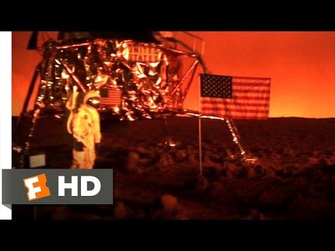 Capricorn One (1978) - Faked Mars Landing Scene (4/11) | Movieclips
