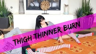 Thigh Thinner | Thigh Burning Workout