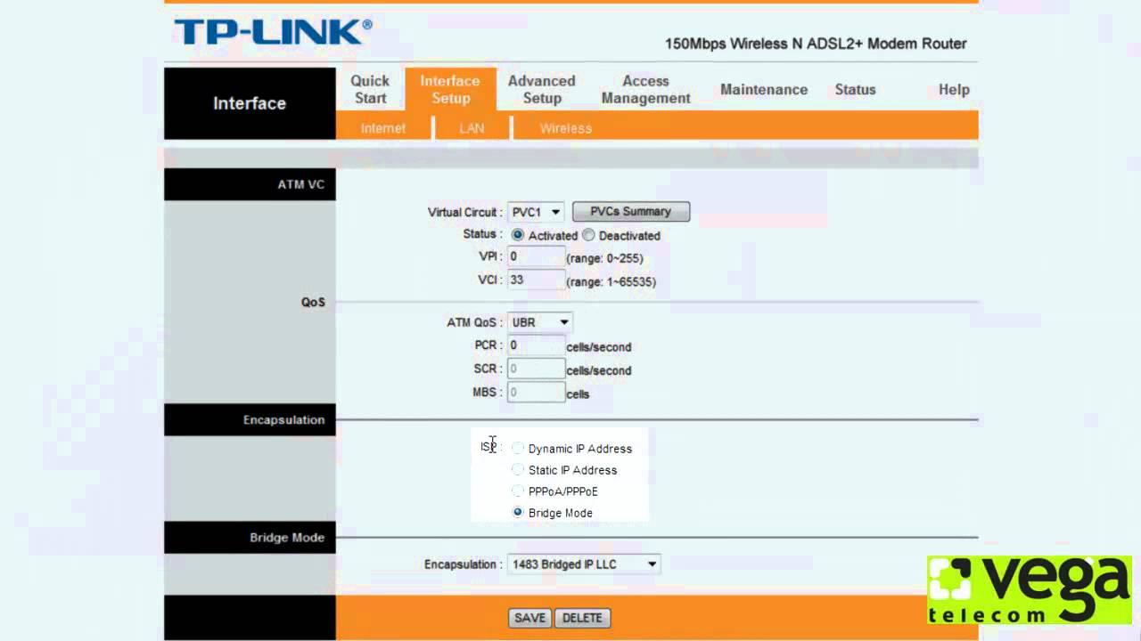 Инструкция для проводного маршрутизатора tp link
