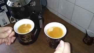 видео Рожковые кофеварки