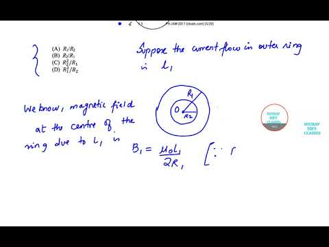 IIT JAM PHYSICS 2017 SEC A Q4 PAPER YEAR SOLVE,LECTURES COMPLETE ANSWER SOLUTION
