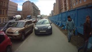 Стопхам Спб - Война За Тротуар [Неофициальное Видео]