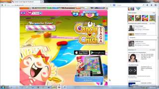 Hack de Candy Crush (Extension para Mozilla Firefox) 2013