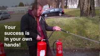 Fire Warden / Marshal Training Course Glasgow Scotland