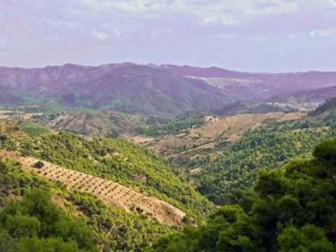 Massif des Dahra - Couleurs d'Algérie - مرتفعات الظهرة - ألوان الجزائر