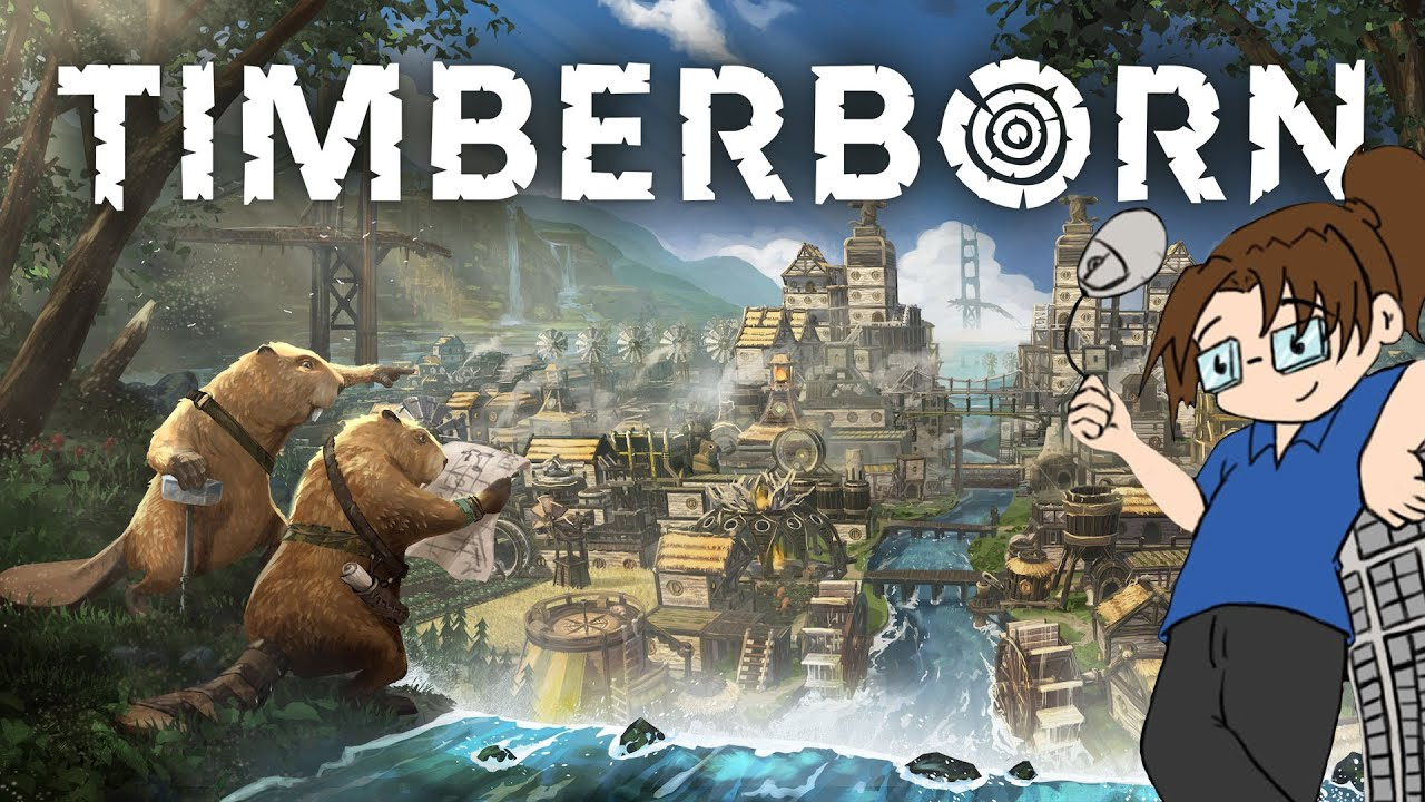Download Timberborn - A City-Building Game...with Beavers? - Ep 6