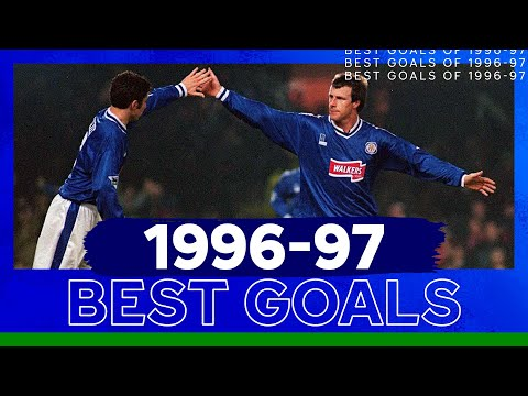 Leicester City's best goals of 1996-97
