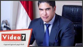 """بالفيديو..""""دعم الوطن"""" تكرم """"أبو هشيمة"""" و""""زويل"""" وعمر سليمان فى مؤتمر تدشين الجبهة"""