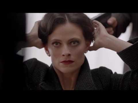 Sherlock & Irene Adler Locker Fight Scene