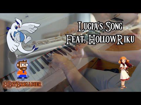 Lugia's Song - Pokemon 2000 [8BitBrigadier Cover Feat. HollowRiku]