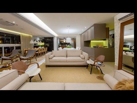 Apartamento De Luxo No Setor Marista Em Goi 226 Nia Com 290 M2