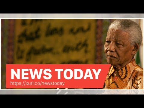 News Today - Nelson Mandela in a foreign trust mystery-ICIJ