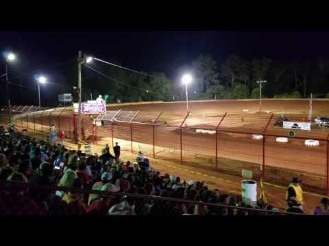 Street Stock Heat Races 5/29/17 Flomaton Speedway