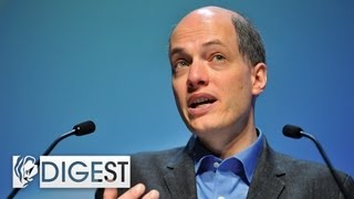 Cannes Digest: Conquer Your Fear of Failure with Alain de Botton