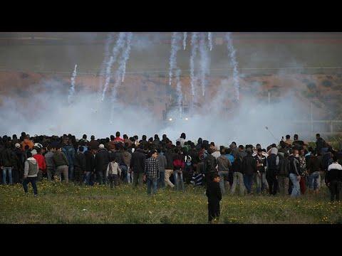 المجلس الأممي لحقوق الإنسان يدين استخدام إسرائيل -المتعمد والواضح لأسلحة فتاكة- ضد احتجاجات غزة…  - نشر قبل 5 ساعة