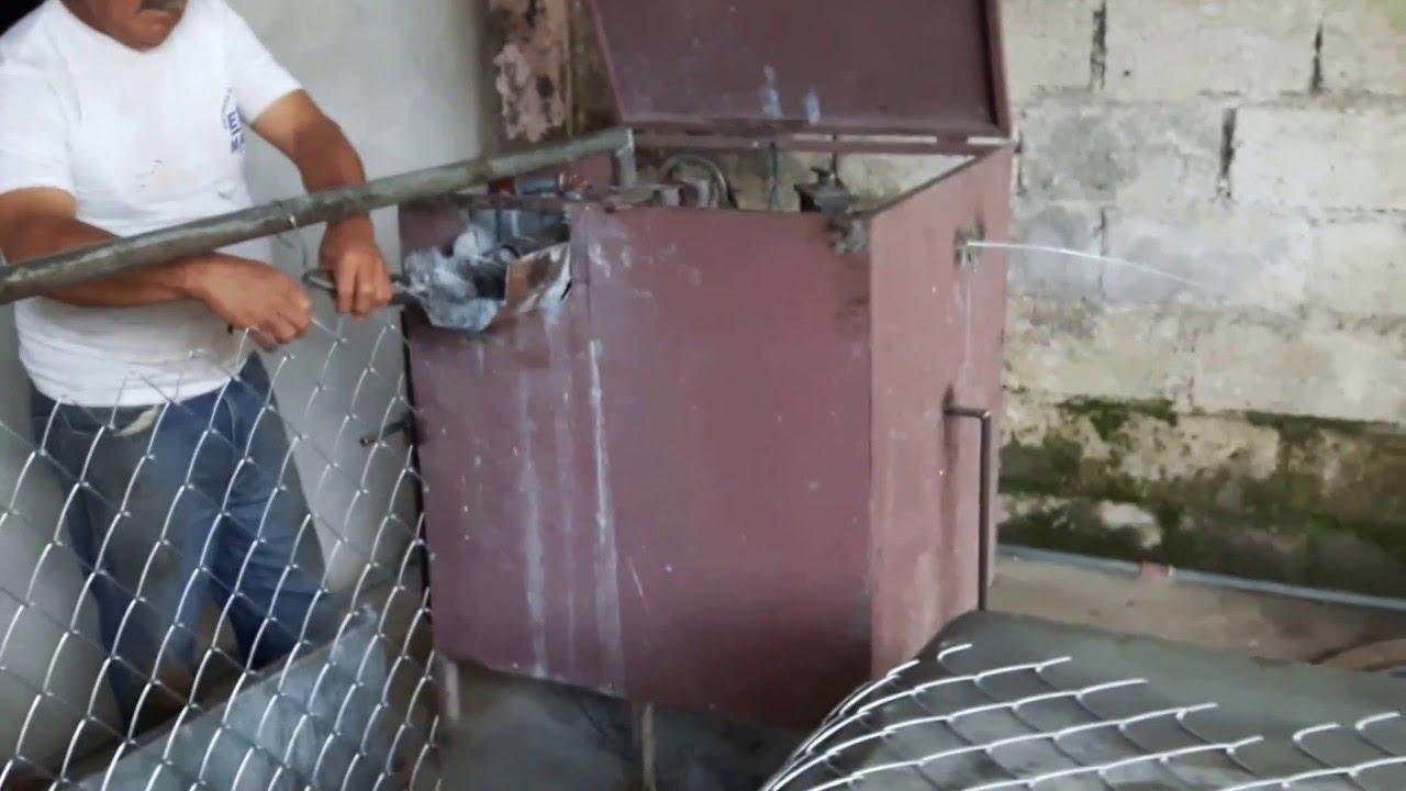 F brica casera de malla de alambre galvanizado en macas - Malla alambre galvanizado ...