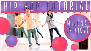 Уроки хип-хопа вместе со мной! :) Hip Hop Tutorial