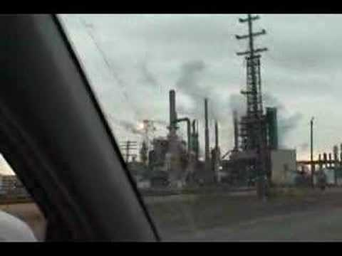 Citgo Oil Refinery And Carbon Plant, Lemont IL.