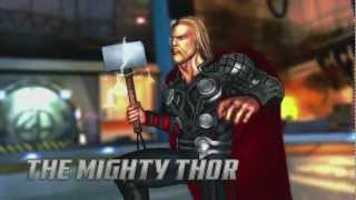 Marvel Avengers Battle for Earth Kinect Official Trailer
