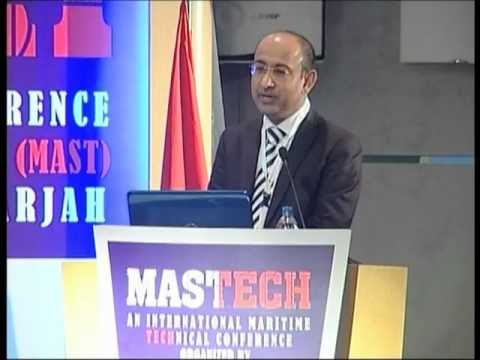 MASTECH 2011 -- International Marine Technical Conference (Part - 1)