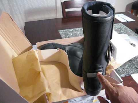 BMW Pro Touring Boots 2