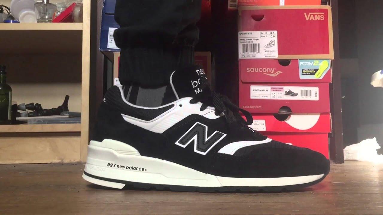new balance 997 rose size 8
