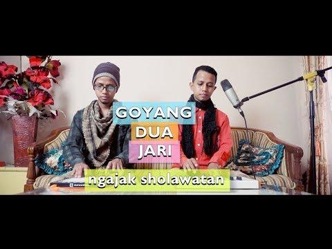 Goyang Dua Jari Cover Ngajak Sholawat Sandrina By Ilhamy Ahmad
