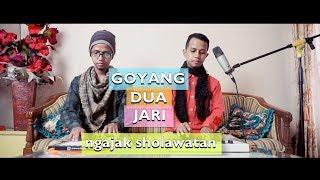GOYANG DUA JARI cover ngajak Sholawat - SANDRINA (by Ilhamy Ahmad)